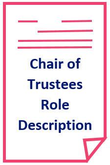 Chair of Trustee role decription