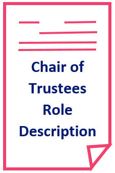 Chair of Trustee role decription